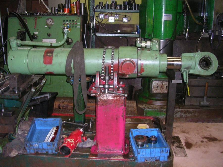 Berühmt Reparaturservice | HPT Hydrauliktechnik Pable @IG_84